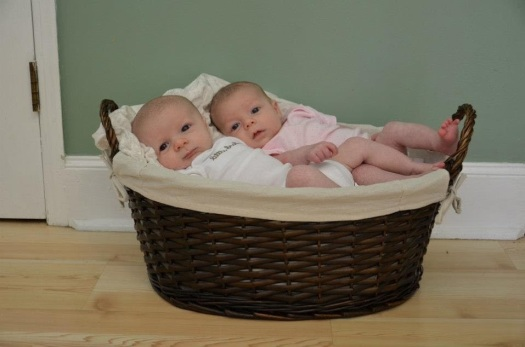 babies in basket
