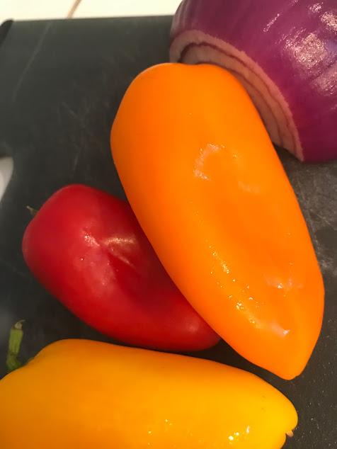 veg for sauce