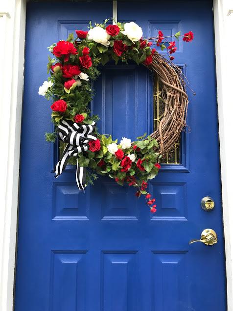 front door 1