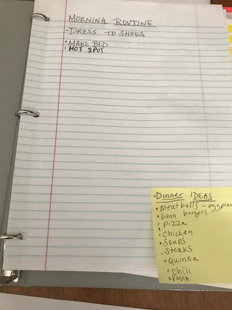 control journal 1